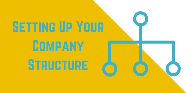 Setting up company structure - eventbrite